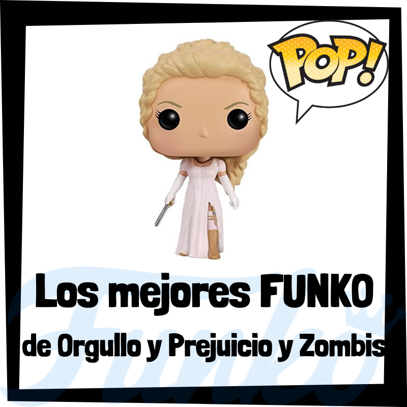 Los mejores FUNKO POP de Orgullo y Prejuicio y Zombis