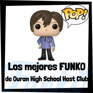 Los mejores FUNKO POP de Ouran High School Host Club