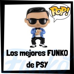Los mejores FUNKO POP de PSY - Los mejores FUNKO POP del Gangnam Style - Los mejores FUNKO POP de grupos de música de POP