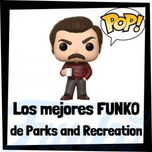 Los mejores FUNKO POP de Parks and Recreation - Los mejores FUNKO POP de personajes de Parks and Recreation - Funko POP de series de televisión