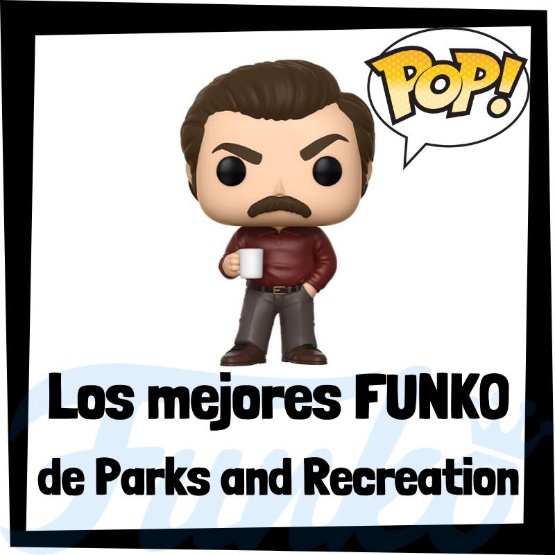 Los mejores FUNKO POP de Parks and Recreation