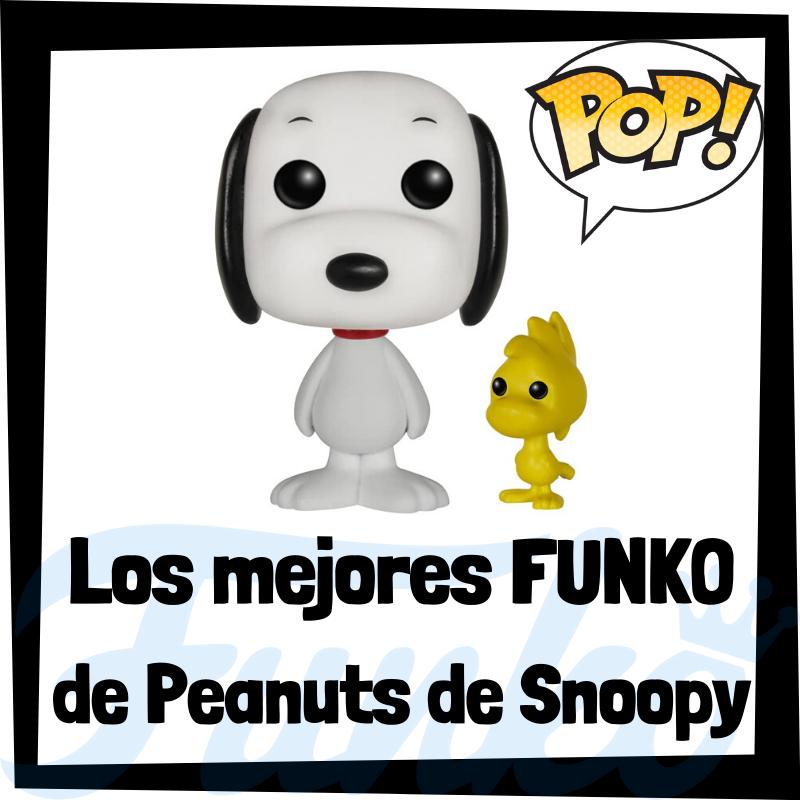 Los mejores FUNKO POP de Peanuts de Snoopy