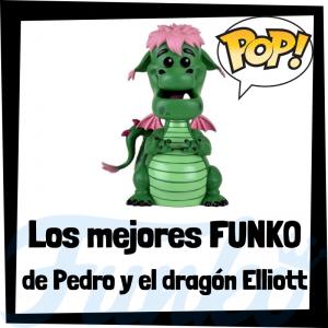 Los mejores FUNKO POP de Pedro y el dragón Elliott - Pete's Dragon - FUNKO POP de películas de animación