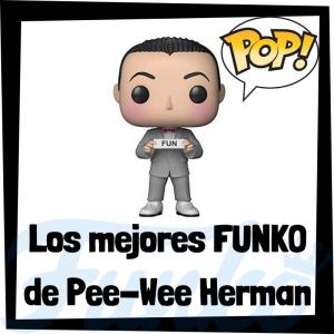 Los mejores FUNKO POP de Pee-Wee Herman - Los mejores FUNKO POP de personajes de Pee-Wee Herman - Funko POP de series de televisión