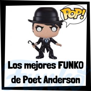 Los mejores FUNKO POP de Poet Anderson - FUNKO POP de películas