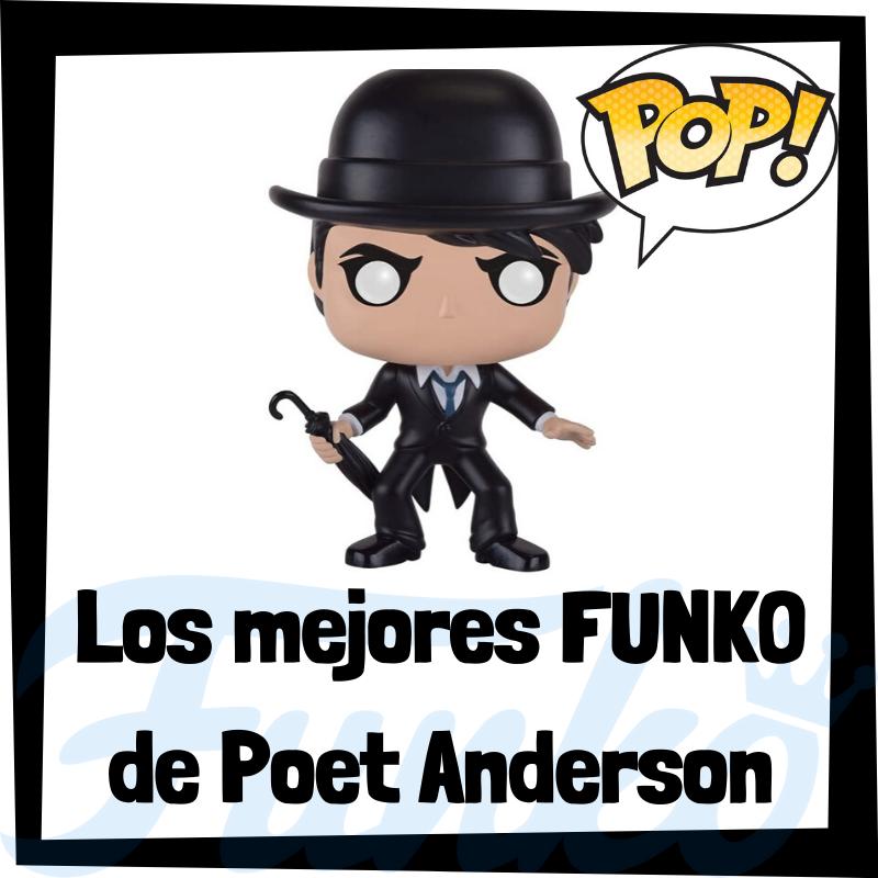 Los mejores FUNKO POP de Poet Anderson