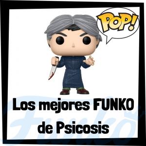 Los mejores FUNKO POP de Psicosis - Psycho - FUNKO POP de películas