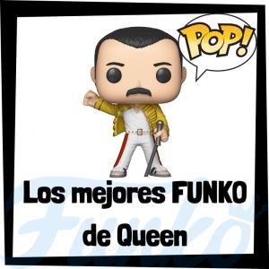 Los mejores FUNKO POP de Queen - Los mejores FUNKO POP de los integrantes de Queen - Los mejores FUNKO POP de grupos de música de Rock and Roll