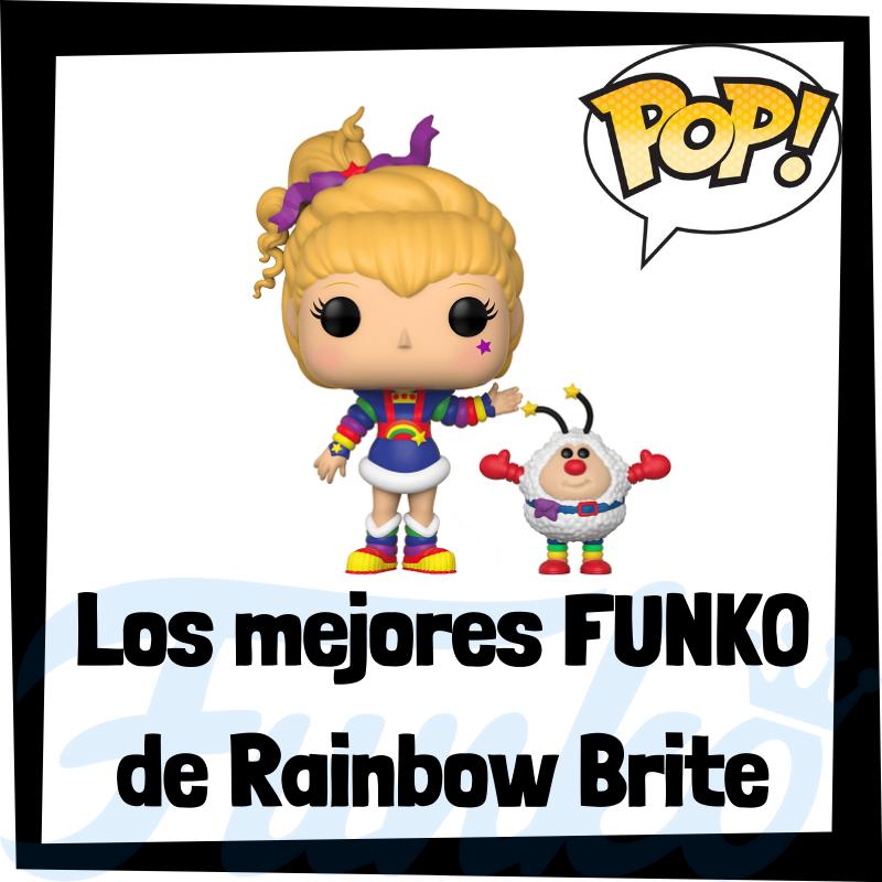 Los mejores FUNKO POP de Rainbow Brite