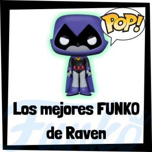 Los mejores FUNKO POP de Raven - Funko POP de personajes de DC - Funko POP del personajes de Raven de DC