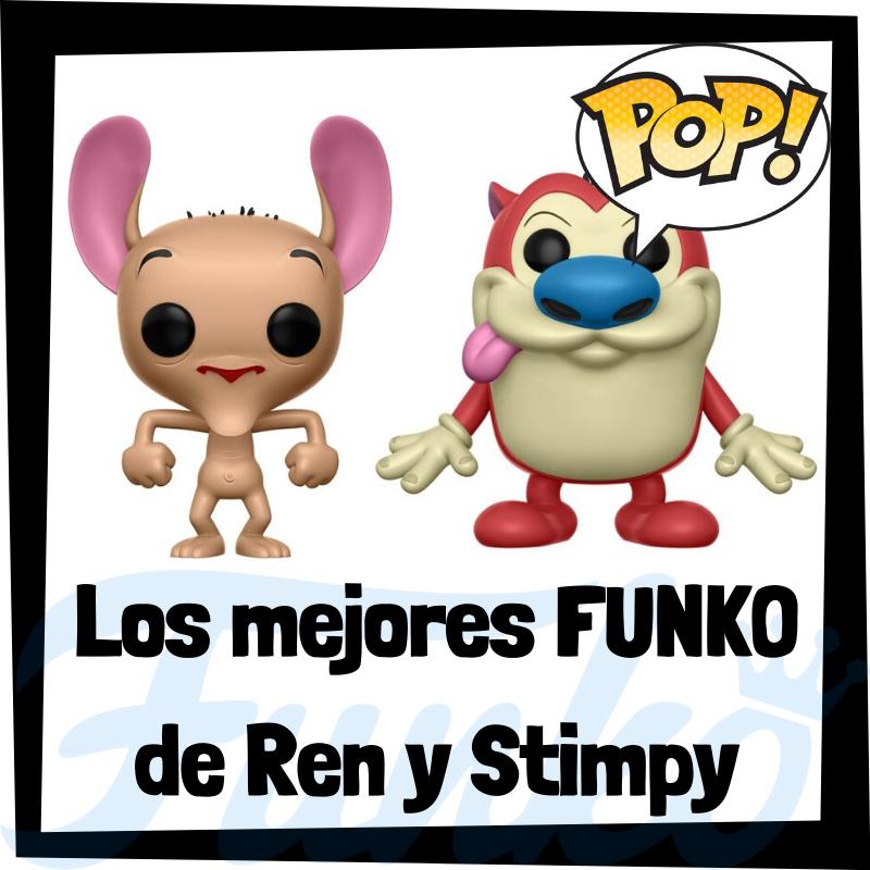 Los mejores FUNKO POP de Ren y Stimpy