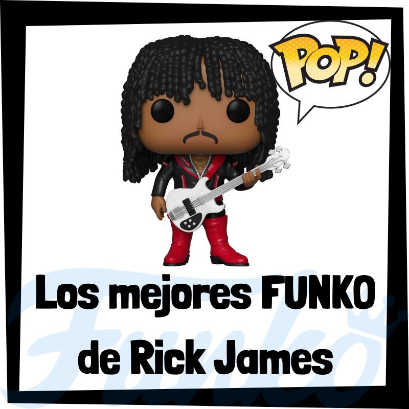 Los mejores FUNKO POP de Rick James
