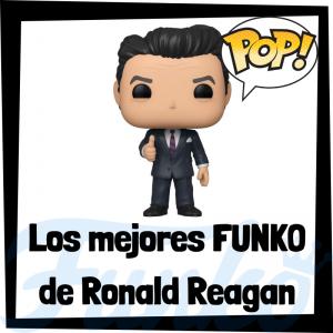 Los mejores FUNKO POP de Ronald Reagan - Los mejores FUNKO POP de personajes históricos - Los mejores FUNKO POP de Presidentes