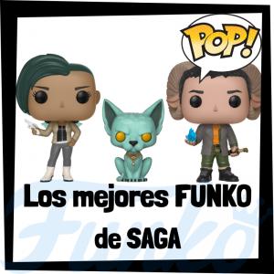 Los mejores FUNKO POP de SAGA - Funko POP de series de comics de dibujos animados