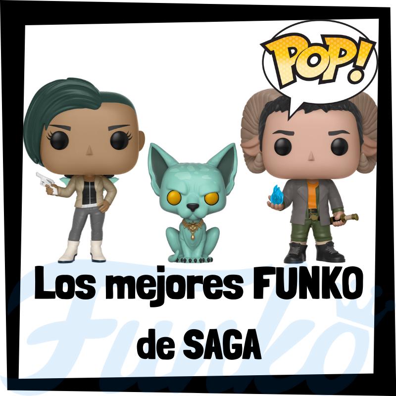 Los mejores FUNKO POP de SAGA