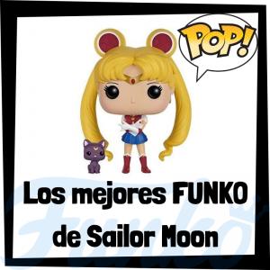 Los mejores FUNKO POP de Sailor Moon
