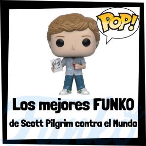 Los mejores FUNKO POP de Scott Pilgrim contra el Mundo - FUNKO POP de películas