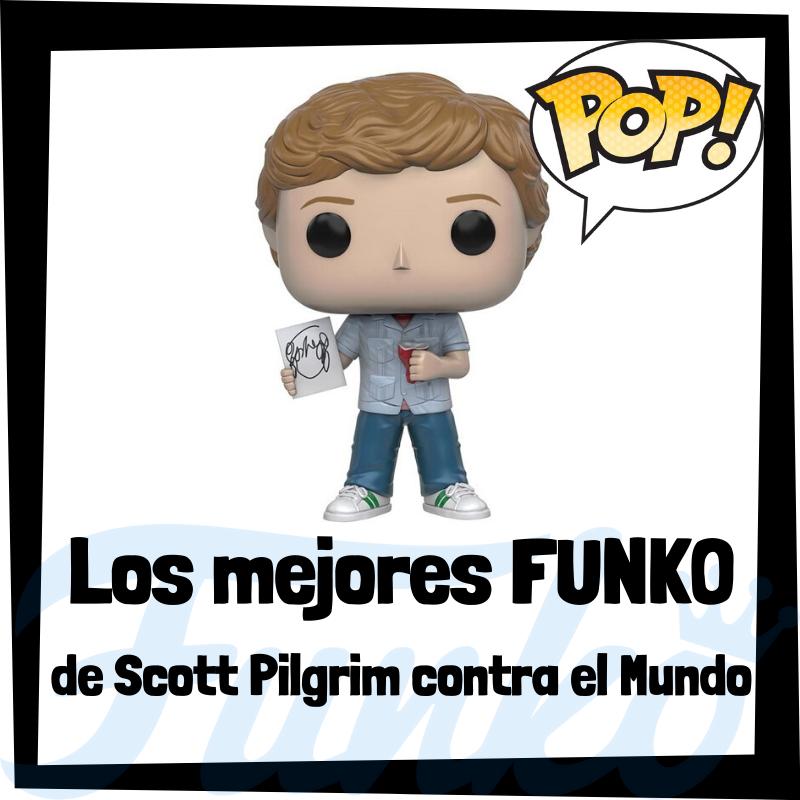 Los mejores FUNKO POP de Scott Pilgrim contra el mundo