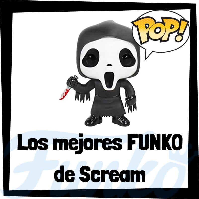 Los mejores FUNKO POP de Scream