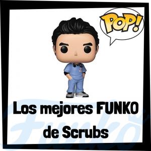 Los mejores FUNKO POP de Scrubs - Los mejores FUNKO POP de personajes de Scrubs - Funko POP de series de televisión