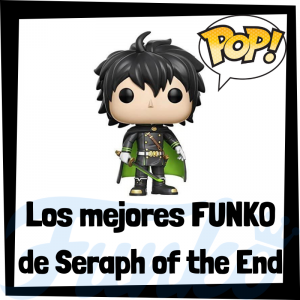 Los mejores FUNKO POP de Seraph of the End - Funko POP de series de anime
