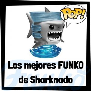 Los mejores FUNKO POP de Sharknado - FUNKO POP de películas