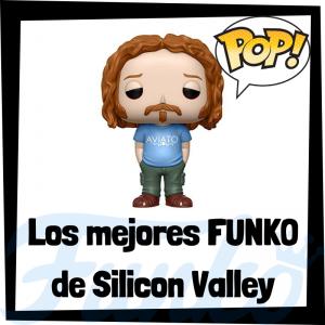 Los mejores FUNKO POP de Silicon Valley - Los mejores FUNKO POP de personajes de Silicon Valley - Funko POP de series de televisión
