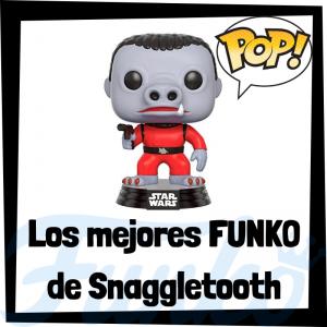 Los mejores FUNKO POP de Snaggletooth - Los mejores FUNKO POP de Star Wars - Los mejores FUNKO POP de las Guerra de las Galaxias