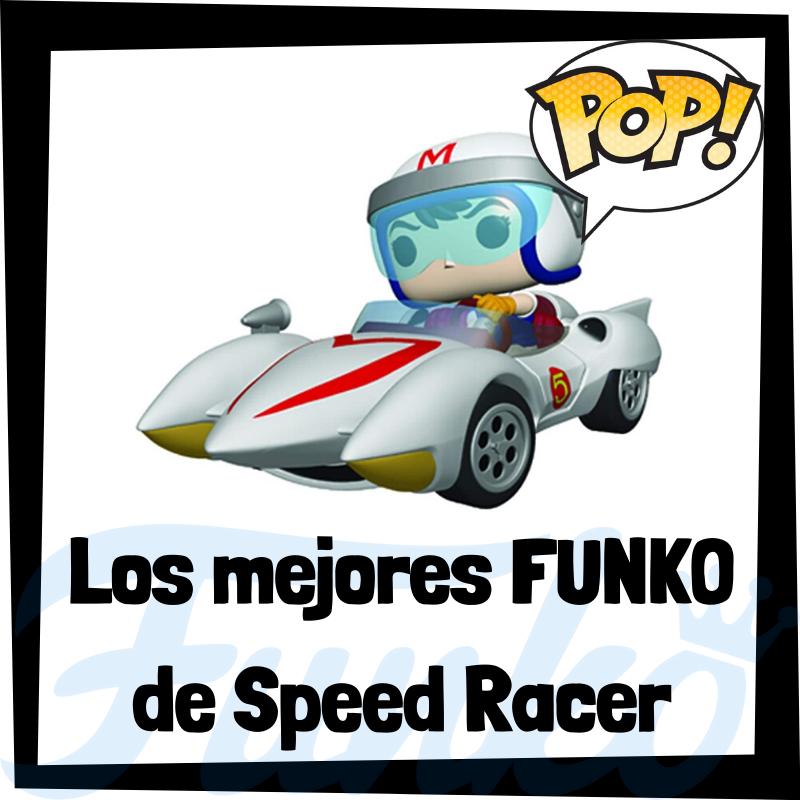 Los mejores FUNKO POP de Speed Racer