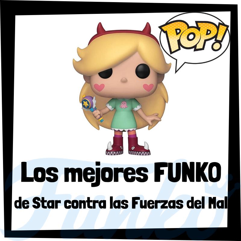 Los mejores FUNKO POP de Star contra las Fuerzas del Mal