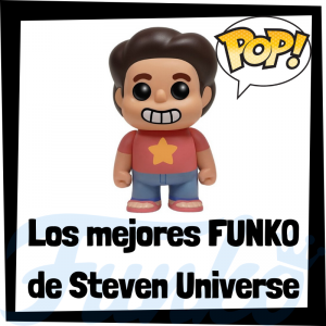 Los mejores FUNKO POP de Steven Universe - Funko POP de series de televisión de dibujos animados