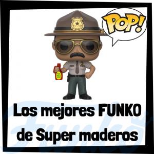 Los mejores FUNKO POP de Super Maderos - Supermaderos - Super Troopers - FUNKO POP de películas