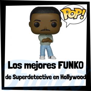 Los mejores FUNKO POP de Superdetective en Hollywood - Beverly Hills Cop - FUNKO POP de películas
