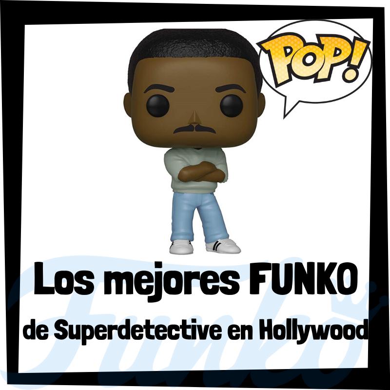 Los mejores FUNKO POP de Superdetective en Hollywood