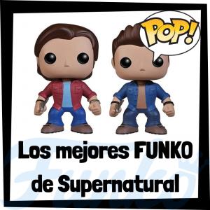 Los mejores FUNKO POP de Supernatural - Los mejores FUNKO POP de personajes de Supernatural - Funko POP de series de televisión