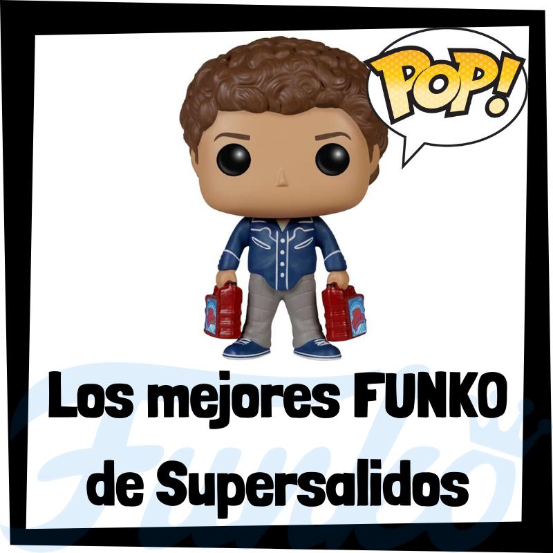 Los mejores FUNKO POP de Supersalidos