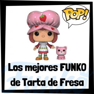 Los mejores FUNKO POP de Tarta de Fresa - Strawberry Shortcake - Funko POP de series de televisión de dibujos animados