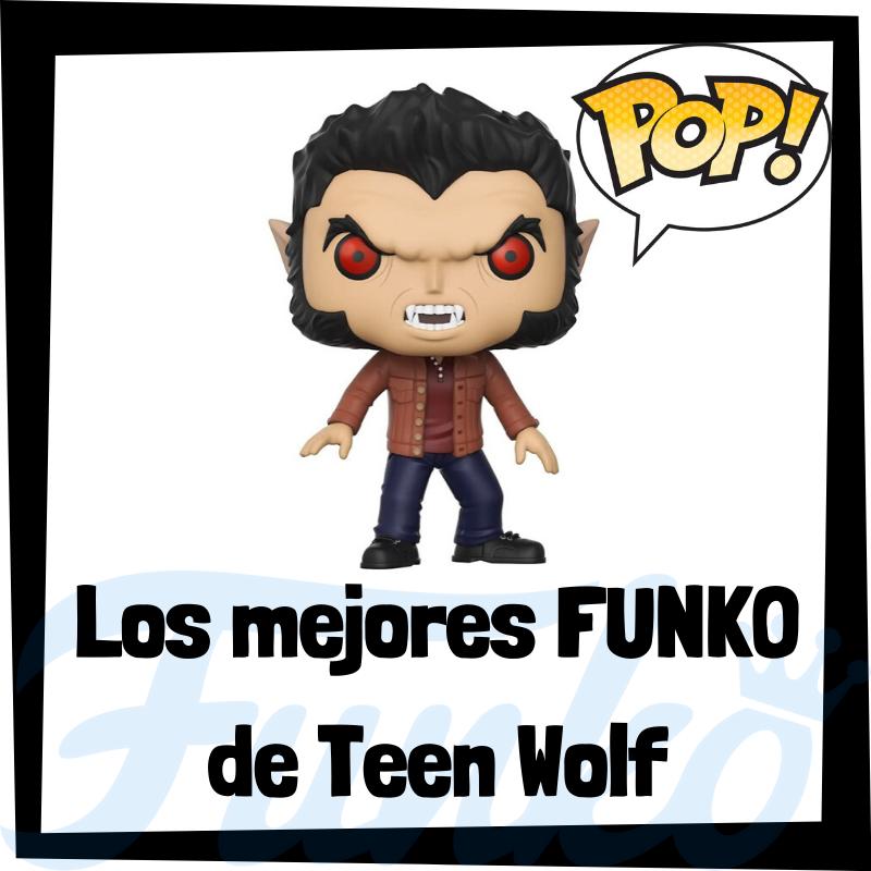 Los mejores FUNKO POP de Teen Wolf