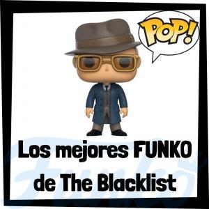 Los mejores FUNKO POP de The Blacklist - Los mejores FUNKO POP de personajes de The Blacklist - Funko POP de series de televisión