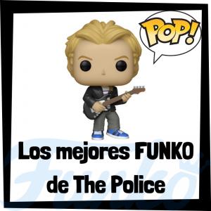 Los mejores FUNKO POP de The Police - Los mejores FUNKO POP de los integrantes de The Police - Los mejores FUNKO POP de grupos de música de Rock and Roll