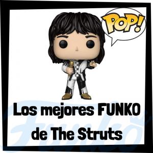 Los mejores FUNKO POP de The Struts - Los mejores FUNKO POP de los integrantes de The Struts - Los mejores FUNKO POP de grupos de música de Rock and Roll