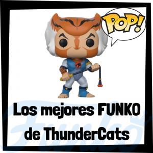 Los mejores FUNKO POP de ThunderCats - Funko POP de series de televisión de dibujos animados
