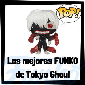Los mejores FUNKO POP de Tokyo Ghoul
