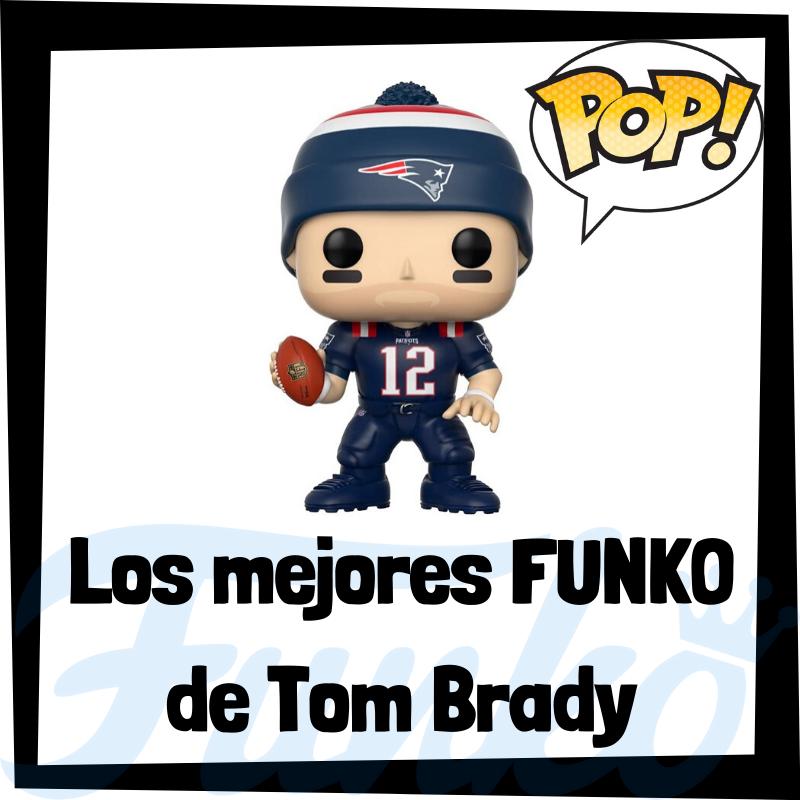 Los mejores FUNKO POP de Tom Brady