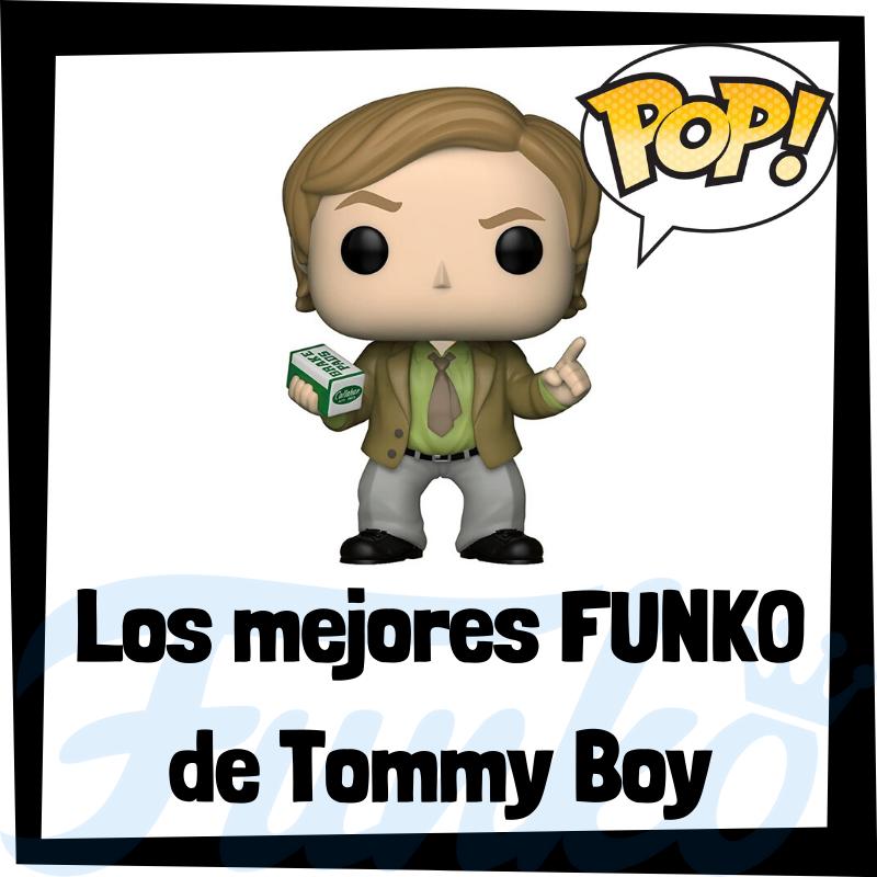 Los mejores FUNKO POP de Tommy Boy