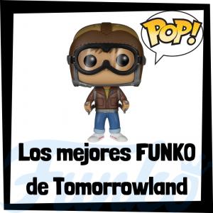 Los mejores FUNKO POP de Tomorrowland - FUNKO POP de películas