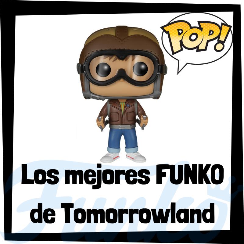 Los mejores FUNKO POP de Tomorrowland