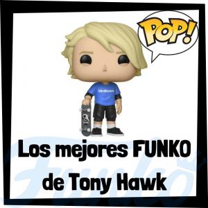 Los mejores FUNKO POP de Tony Hawk - Los mejores FUNKO POP de skaters - Los mejores FUNKO POP de deportistas