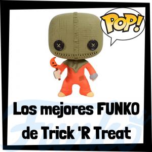 Los mejores FUNKO POP de Trick'R Treat- FUNKO POP de películas de terror