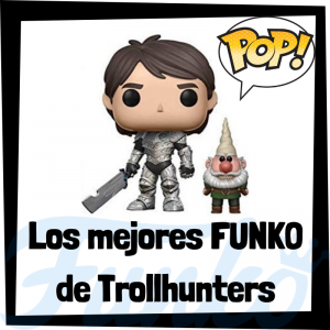 Los mejores FUNKO POP de Trollhunters - Funko POP de series de televisión de dibujos animados